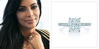 Kim K Wedding Ring by 31 Best Celebrity Engagement Rings And Look Alikes You Can Shop Now