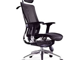 Modern Leather Office Chairs Office Chair Cool Black Leather Chrome Drafting Desk Chair