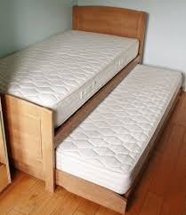 Bed With Pull Out Bed Single Bed With Pull Out Guest Bed Underneath For Sale In Dunmore