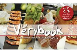 livre cuisine plancha livre de recettes faciles pour plancha gaz verycook