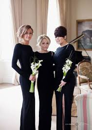 black bridesmaid dresses 16 black bridesmaid dresses that are beyond amazing