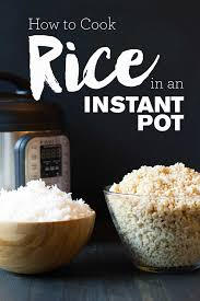 cuisine so cooc how to cook rice in an instant pot pass the plants