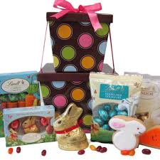 Gourmet Easter Baskets Easter Gift Baskets Canada Shop Thesweetbasket Com Today The