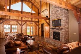 Living Room Design With Brown Leather Sofa by Decorating Have A Warm Room With Isokern Fireplace Ideas U2014 Jones