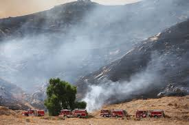 Wildfire Shot Drink by The Latest Officials Predict Another Month Of Us Wildfires Fox News