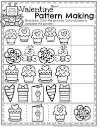90 best örüntü images on pinterest preschool worksheets