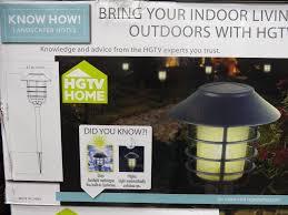 Solar Lighting Indoor by Costco Outdoor Solar Lights 40297 Astonbkk Com