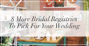 bridal registries bridal registry and breakfast