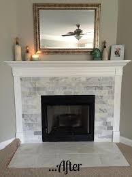 hey hollywood diy fireplace remodel