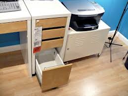 Office Desk With File Cabinet Desk With File Cabinet Ikea Home Design Ideas And Pictures