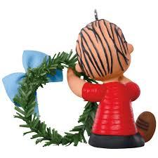 peanuts a comfy for linus ornament keepsake ornaments