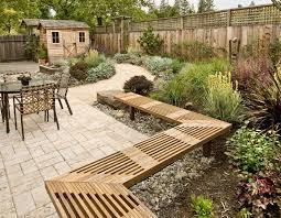 incredible backyard bench ideas 24 awesome small garden design