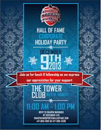 corporate christmas invitation ideas company holiday party