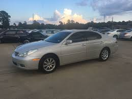 lexus es 330 chrome wheels 2002 used lexus es 300 4dr sedan at car guys serving houston tx