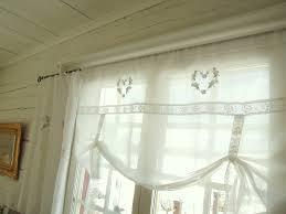 Wohnzimmer Gardinen Modern Küche Vintage Gardine Vorhang Landhausstil Nostalgie Cool