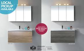 bogetta 1200mm light grey oak or white oak timber wood grain