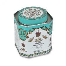 Royal Palace Collection tea tin with tea