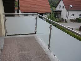 edelstahl balkon mit glas edelstahl naturstein design berlin schönefeld balkongeländer