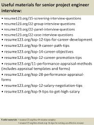 Senior Project Manager Resume Example by Senior Program Management Resume