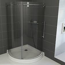 corner shower stall kits amazon com