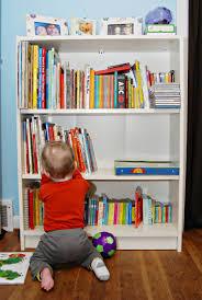 nursery room easy u0026 safe books shelves trends4us com