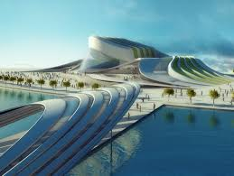 abstract building design ideas architecture toobe8 melting ice
