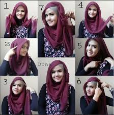 tutorial jilbab jilbab 95 best tutorial hijab images on pinterest hijab styles hijab