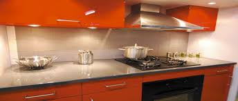peindre carrelage plan de travail cuisine faire un plan de travail en béton ciré dans la cuisine déco cool
