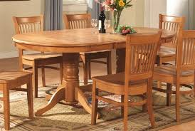 oak dining room table make a photo gallery oak dinning room table