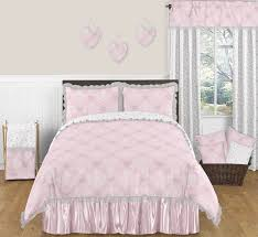 Full Bed Comforters Sets Pink And Gray Alexa Butterfly 3pc Full Queen Girls Bedding Set