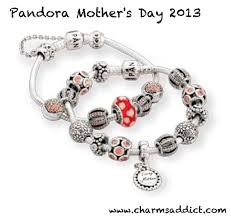 mothers day bracelets pandora s day 2013 us exclusives charms addict