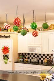 Kitchen Christmas Decorating Ideas Decoration Ideas For Christmas Home Design Ideas