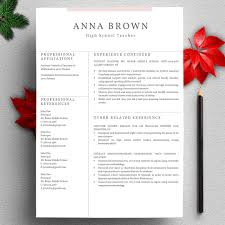 41 one page resume templates free samples examples u0026 formats