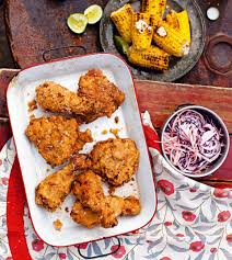 fried chicken recipes delicious magazine