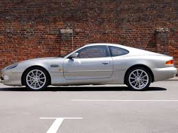 rare aston martin aston martin db7 vantage 6 0 v12 touchtronic rare colour for sale