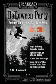 six gun city halloween events u2014 speakeasy ales u0026 lagers