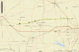 Franklin County Ohio Map by Ef2 Tornado Confirmed From Crawford Into Richland County On Labor