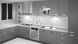 White Cabinets With Grey Quartz Countertops Kitchen Grey Quartz Countertops White Cabinets White Kitchen