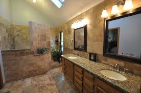 stone bathroom floors the most impressive home design