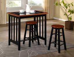 Garden Bar Stool Set by Bar Bar Height Table And Chairs Round Pub Table Sets Counter
