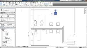 Plumbing Floor Plan Revit For Mep Plumbing Systems Adding Fixtures Youtube
