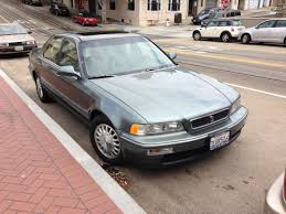 first acura ever made curbside classic 1994 acura legend u2013 true life u201ci u0027m a legend u201d