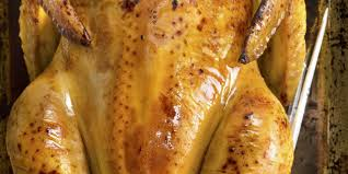 cuisine chapon roti chapon rôti au four recettes femme actuelle