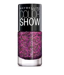 buy maybelline new york color show big apple nail paint red
