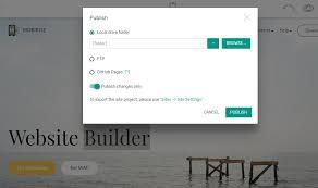uploading website design software list projects