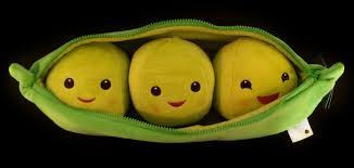 3 peas in a pod dan the pixar fan story 3 peas in a pod plush 19