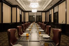 Chicago Restaurants With Private Dining Rooms Restaurants U0026 Lounges Waldorf Astoria Chicago