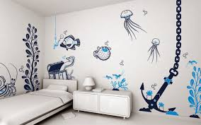 amazing paint ideas for walls bedroom design home painting wood