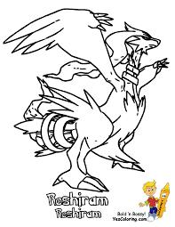dynamic pokemon black white coloring sheets druddigon