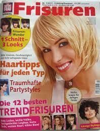 Bild Der Frau Frisuren by Frisuren Kreationen Des Teams In Der Neuen April Ausgabe
